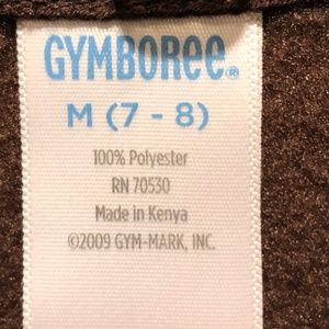 Gymboree Shirts & Tops - Gymboree Boys Half Zip Fleece Size M (7-8)